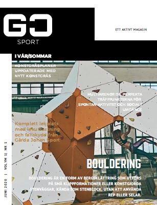 GJ Magasin – Vår & Sommar